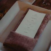 lino vintage protada napkin