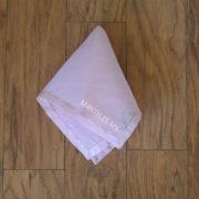 servilleta organdi rosa