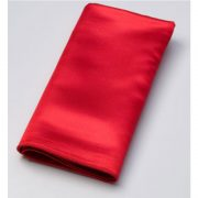 servilleta satin rojo