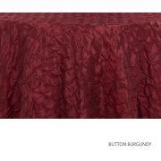 BUTTON BURGUNDY