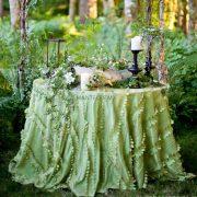 flake taffeta verde 2