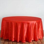 taffeta rojo mantel