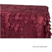 CRICULOS BURGUNDY
