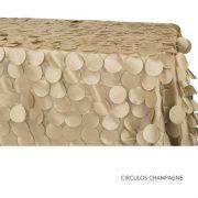 CRICULOS CHAMPAGNE