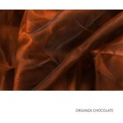 ORGANZA CHOCOLATE