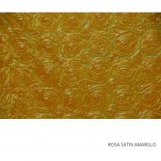 ROSA SATIN AMARILLO