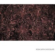 ROSA SATIN CHOCOLATE
