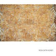 ROSA SATIN HONEY