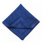 servilleta lino azul roral 2