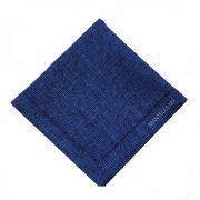servilleta lino azul royal