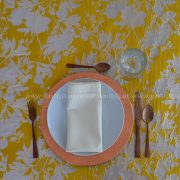 garden yellow A6